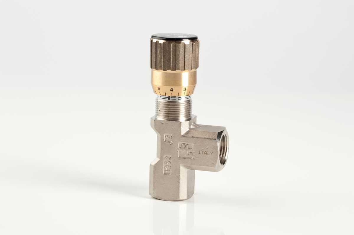 90° single-acting flow control valves