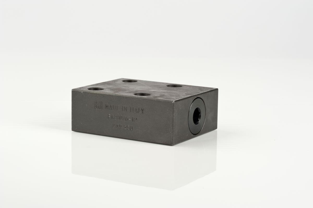 Valvole di non ritorno a piastra in acciaio al carbonio
